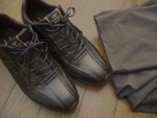 茶色の靴とパンツ - コピー.JPG