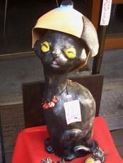 谷中黒猫.JPG